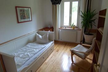 Einzelzimmer im Urlaubsseminar von anders aufgestellt