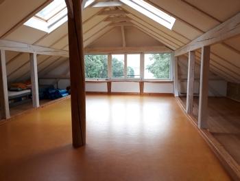 Yogaraum im Urlaubsseminar 2020 von anders aufgestellt