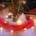 Aufstellungsseminar, Mitte mit Kerzen