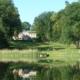 Wald, See, Schloss - unser Domizil im Seminarurlaub 2020